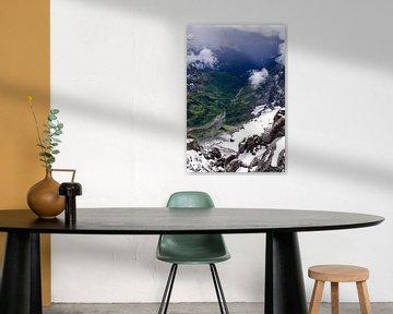 Berg en Dal (horizontaal) van Vincent van Kooten