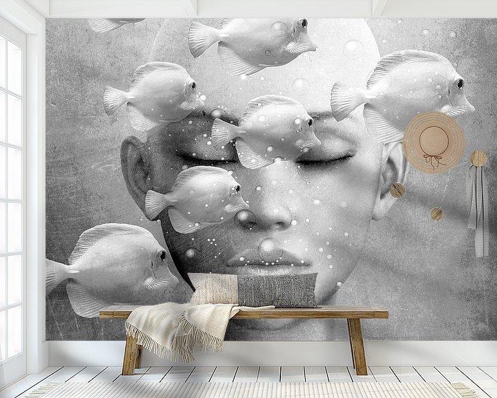 Beispiel fototapete: Submerge von Jacky Gerritsen