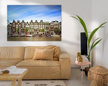 Prinsengracht Amsterdam LE von Dennis van de Water