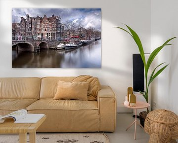 Amsterdam Papierfabrik-Schloss von Dennisart Fotografie