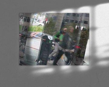 Urban Reflections 120 van MoArt (Maurice Heuts)