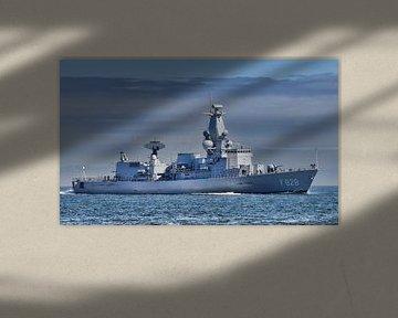 HNLMS van Speijk-MMSI 245962000-07-04-2017-Den Helder von Ed Vroom