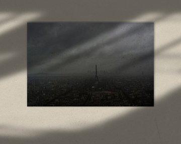 Parijs en Eiffeltoren von Erik Reijnders