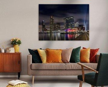 Rotterdam Rijnhaven von Patrick Herzberg
