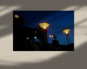 City lights van FABIAN Art Gallery