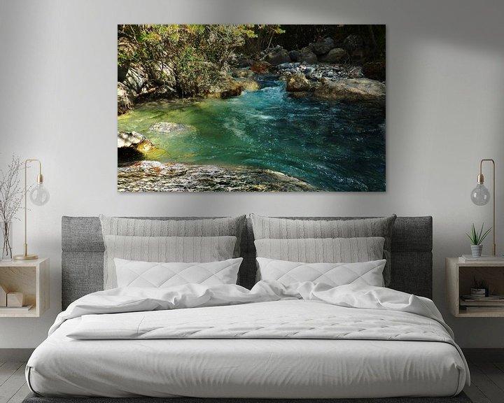 Sfeerimpressie: Helder Alpenwater van Daphne Photography