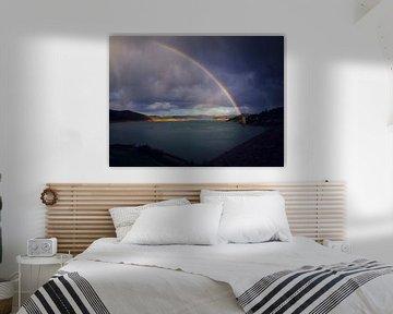 Regenboog van Jacqueline Lemmens