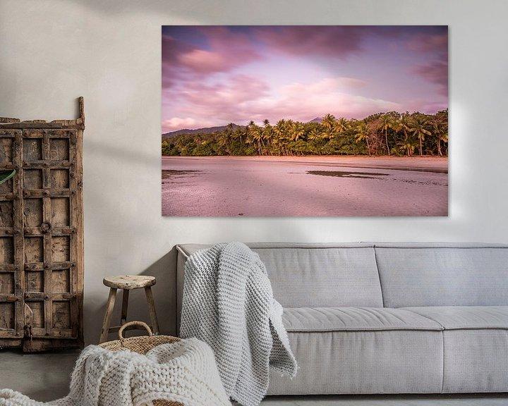 Beispiel: Palmenstrand bij Cape Tribulatio. von Anneke Hooijer