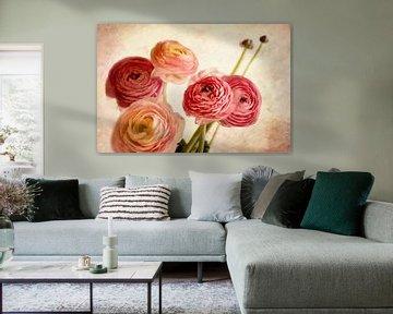 Frühlingsblumen von Claudia Moeckel