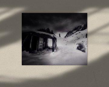 winterdroom van Konstantinos Lagos