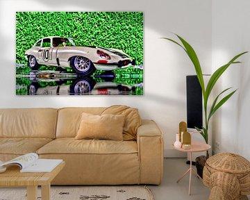 British Beauty - Jaguar E-Type