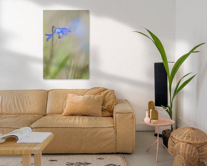 Sfeerimpressie: Kruidige vegetatie. van Pieter van Roijen