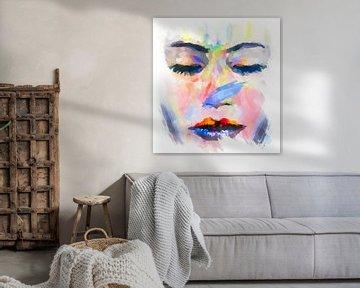 De dromer - in abstracto