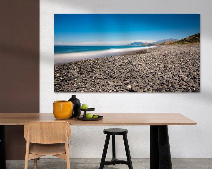 Sfeerimpressie: Dromerige kustlijn van Martijn van den Enk