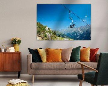 Tirol landschap van Helga van de Kar