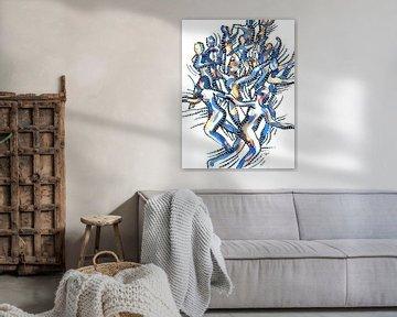 Collectieve energie van ART Eva Maria