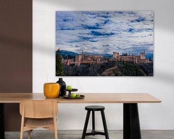 Granada Alhambra von Justin Travel