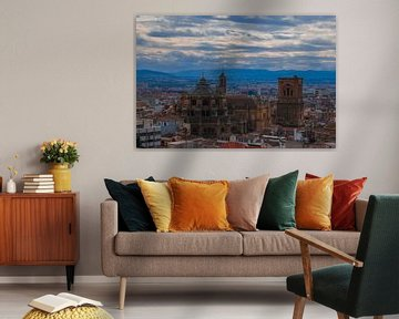 Duister Granada van Justin Travel