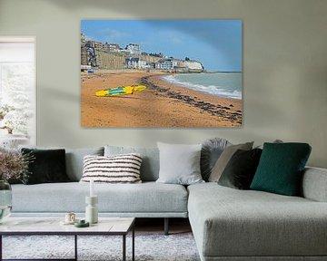 Strandwacht in Ramsgate von Judith Cool