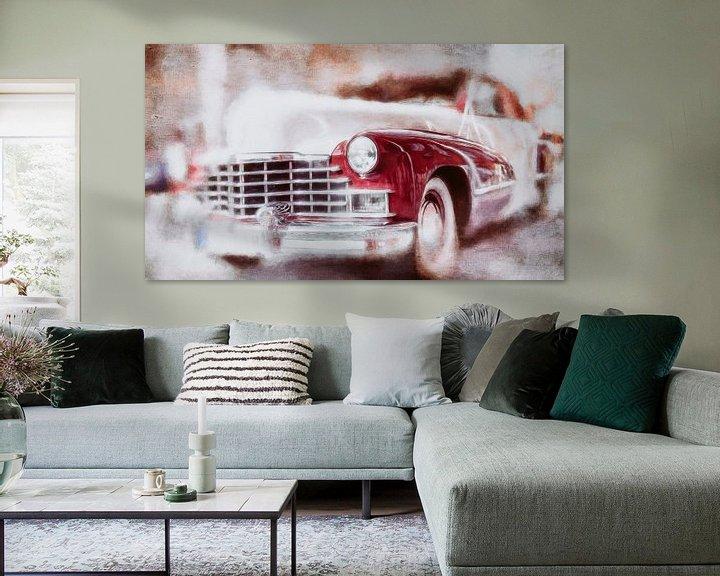 Sfeerimpressie: Old Chevrolet van Heiko Westphalen