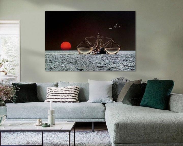 Sfeerimpressie: Trawler van Franke de Jong