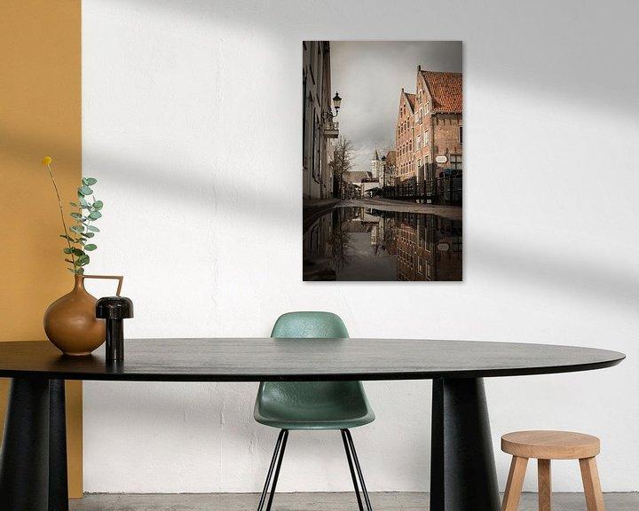 Sfeerimpressie: Langegracht, Amersfoort van Marlous en Stefan P.