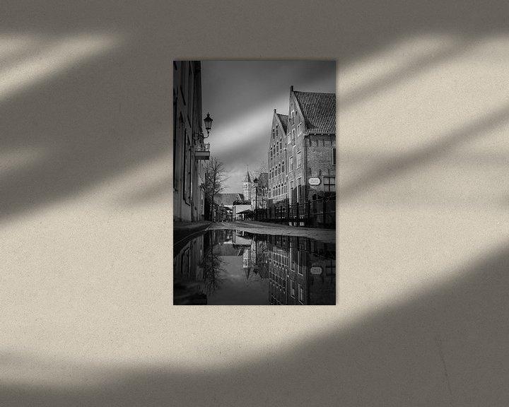 Sfeerimpressie: Langegracht, Amersfoort BW van Marlous en Stefan P.