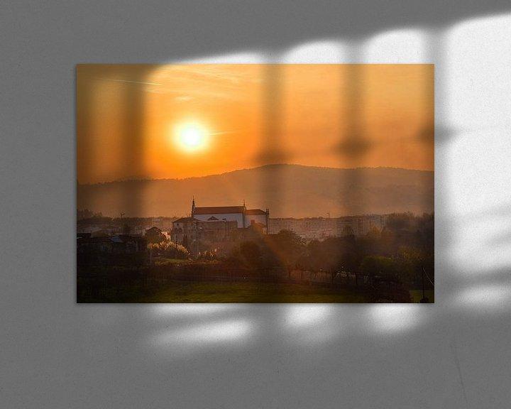 Sfeerimpressie: Zonsondergang Braga van Justin Travel