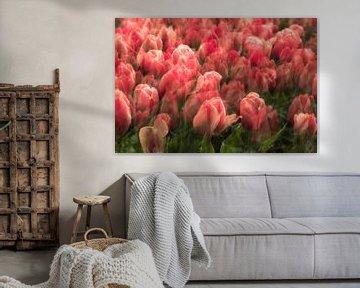 Dromerige tulpen von Dennisart Fotografie