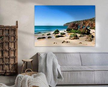 Paradijselijk strand - Portugal van Jacqueline Lemmens