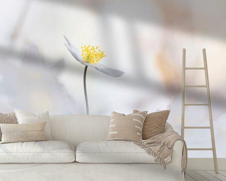 Sfeerimpressie behang: Right or wrong van Bob Daalder