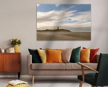 Lighthouse Texel van Nicole van As