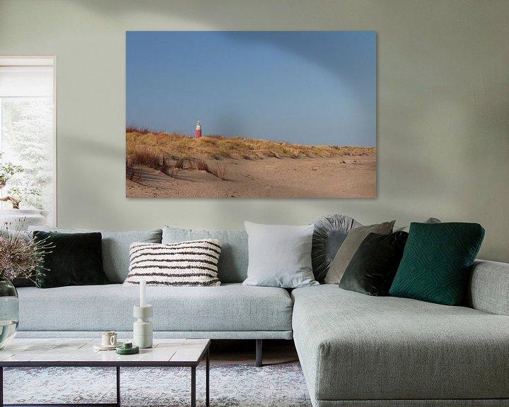 Beispiel: Lighthouse Texel. von Nicole van As
