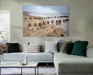 Zoutelande strand van Teuni's Dreams of Reality