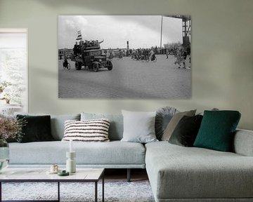 Amsterdam Duivendrecht, Bevrijding 8 mei van Ton deZwart