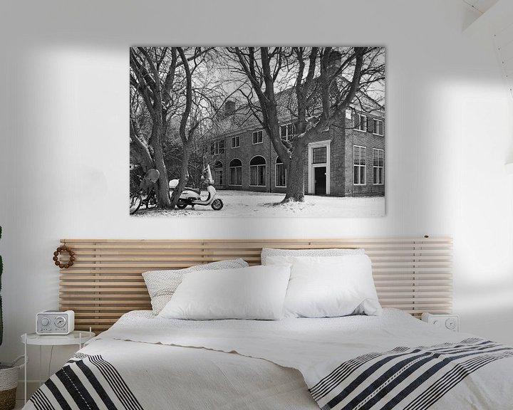 Sfeerimpressie: De orangerie, Slot Assumburg van Paul Beentjes
