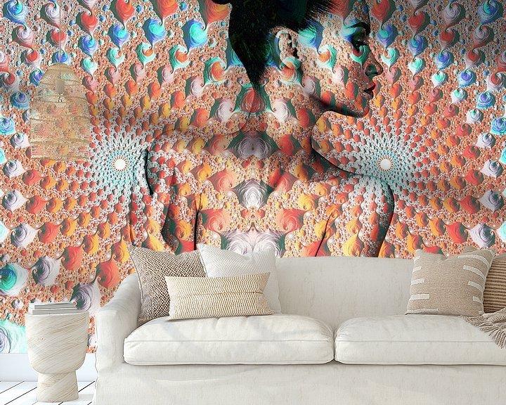 Sfeerimpressie behang: Jewel van Jacky