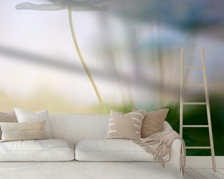 Sfeerimpressie behang: Sfeer opname van Bosanemoon van Mark Scheper