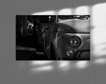 Fiat 500 in Florence van Mario Calma