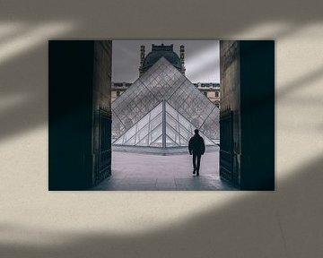 Louvre  sur Joep Koolen