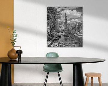 Kreuzfahrt durch die Prinsengracht von Foto Amsterdam / Peter Bartelings