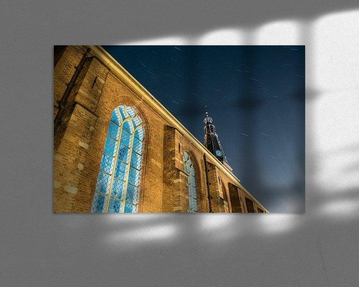 Sfeerimpressie: Kerk Weesp van Barend de Ronde
