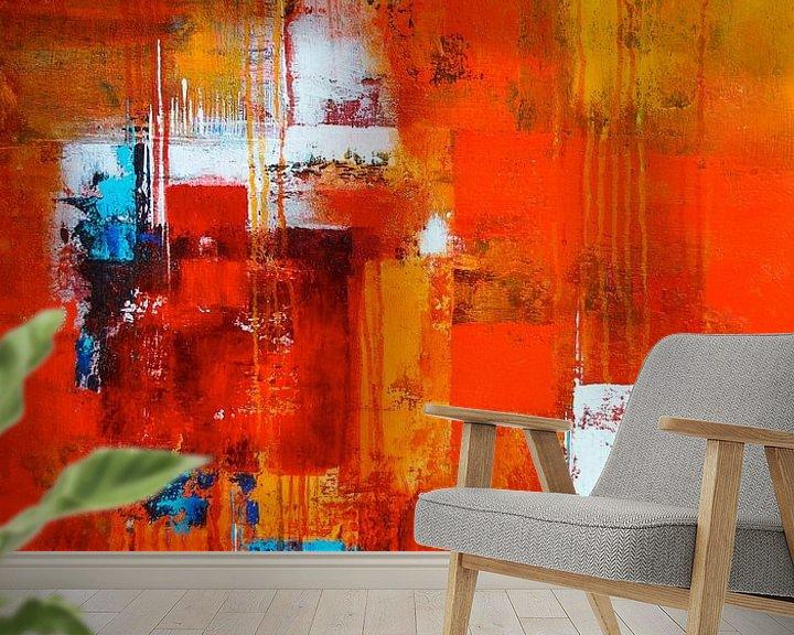 Beispiel fototapete: Farben des Sommers von Claudia Neubauer