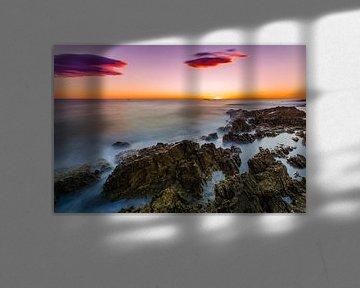 Bursting Colors  van Ruwan Silva