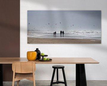 Kijk en kite van Hans Heemsbergen