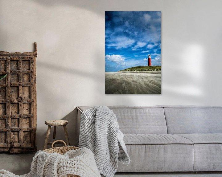 Beispiel: Leuchtturm Texel von Stefan Witte