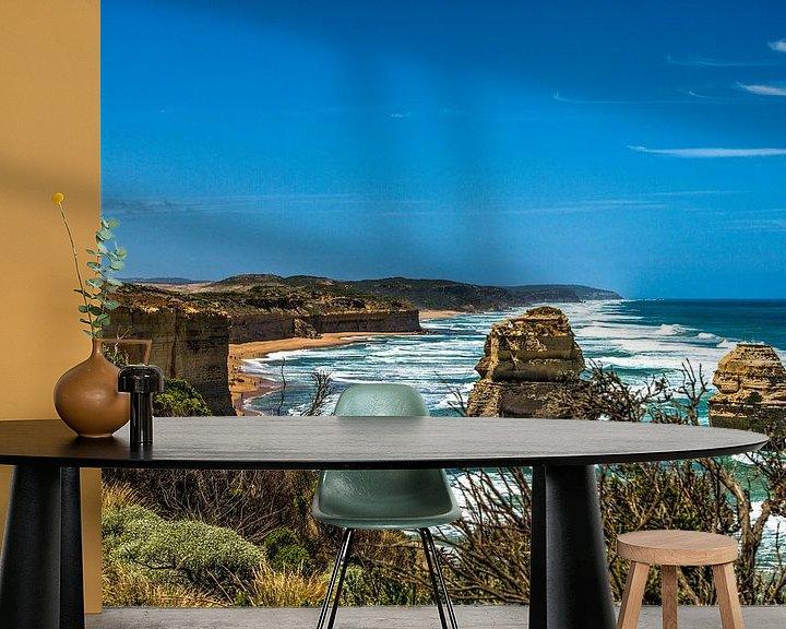 Beispiel fototapete: Great Ocean Road von Joke Beers-Blom