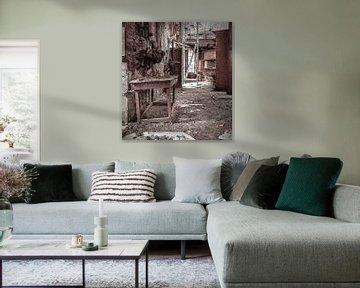Oude stroopfabriek van Olivier Photography