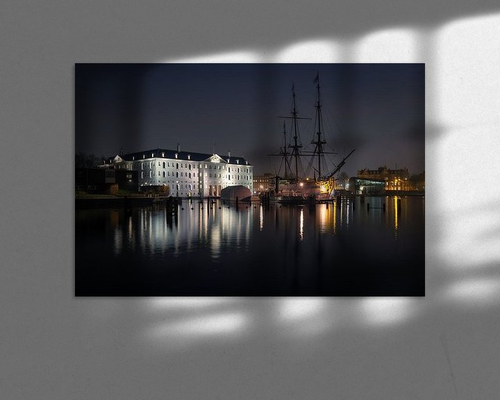 Sfeerimpressie: Het Scheepvaartmuseum van Bart Hendrix