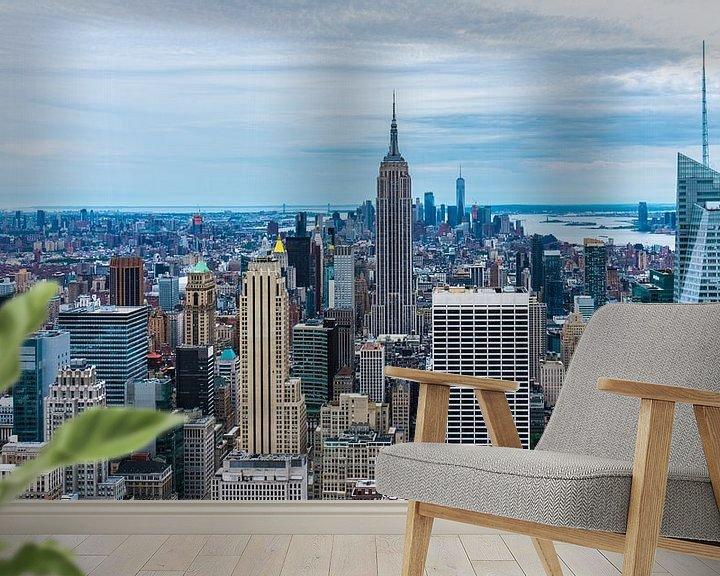 Impression: L'Empire State Building (New York) sur Perry van Herpen